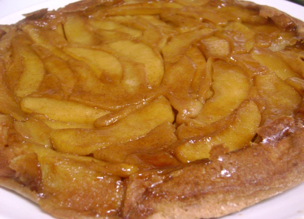 Tarte Tatin for Breakfast