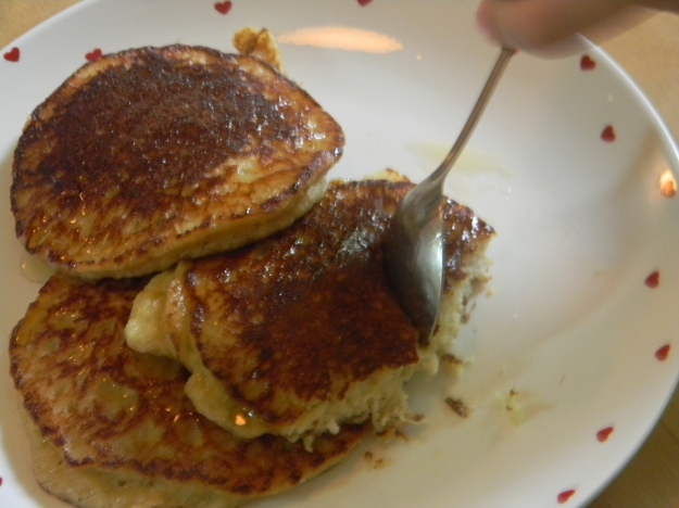 Coconut Macaroon Pancakes (SCD & GFCF) | Z's Cup of Tea