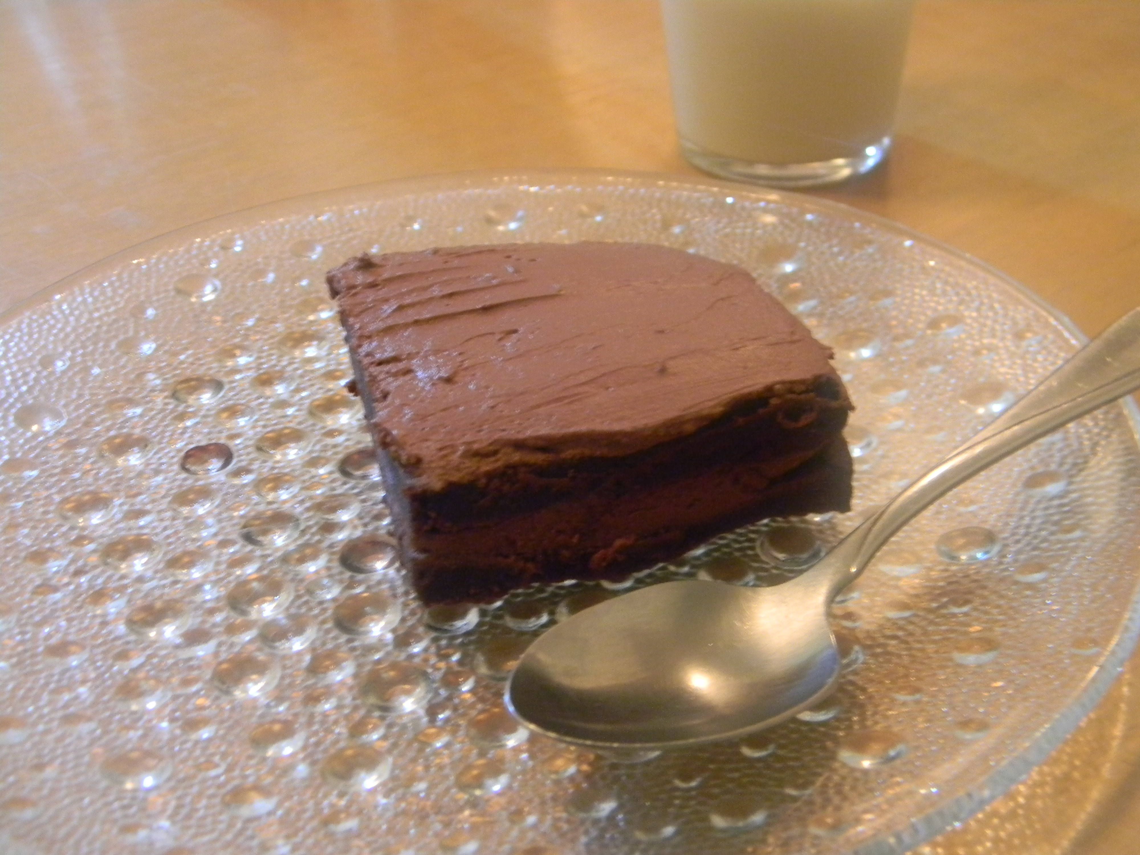 Cinnamon Quill's Chocolate Mochi Cake (GFCF) | Z's Cup of Tea
